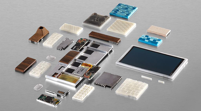 An overview of Project Ara, Google's Lego-like smartphone