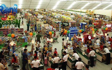 Growth of big box retailers and restaurants links to American obesity pandemic