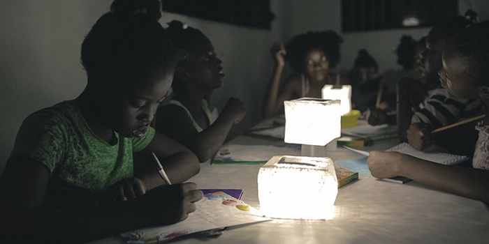 SolarPuff, An off-grid lighting solution that could change lives