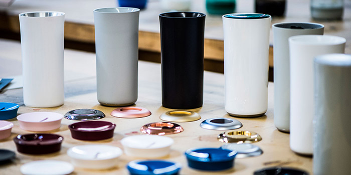 Vessyl, the smart cup that recognizes and tracks everything you drink