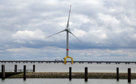 Offshore wind power gains momentum