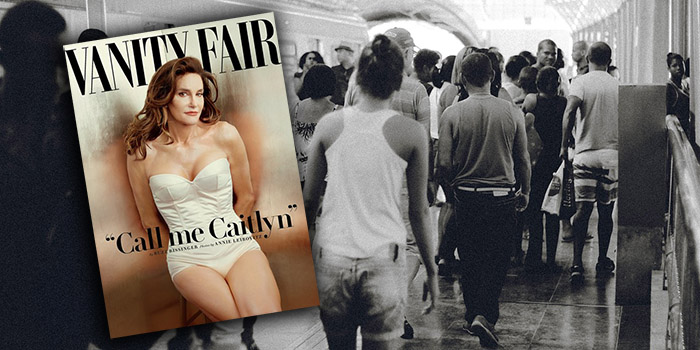Gender identity, Caitlyn Jenner is more than just a vanity fair