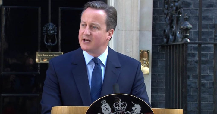 Brexit resignation, Why British PM David Cameron had to go